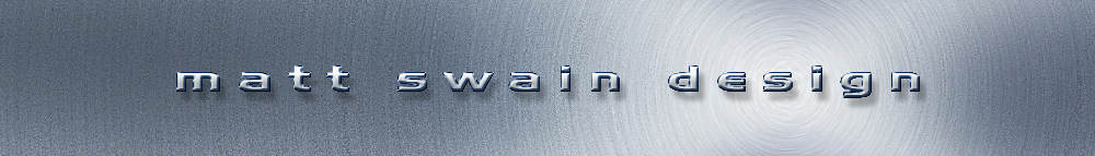 Matt Swain Design